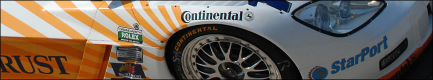 Continental Tire Banner