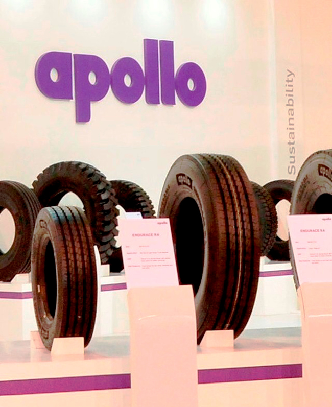 Apollo tire company history