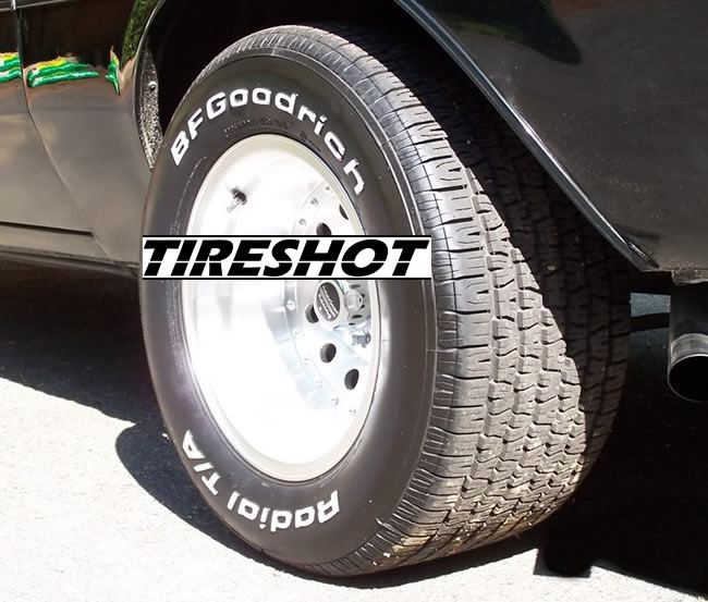 Toyo Tires White Letters >> BFGoodrich Radial T/A P225/70R14 98S - TireShot