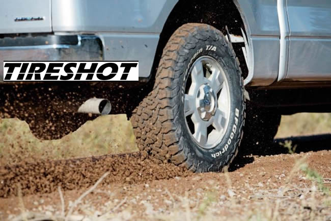 Tire BFGoodrich All Terrain T/A KO2