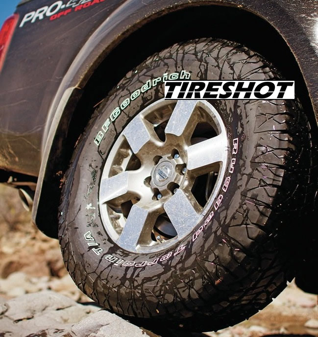 Bfgoodrich Rugged Trail T A P245 65r17 105t Tireshot