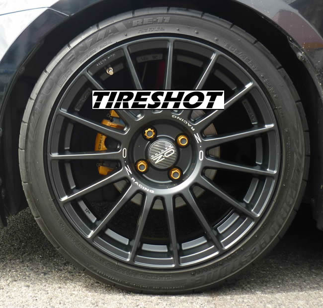Tire Bridgestone Potenza RE-11