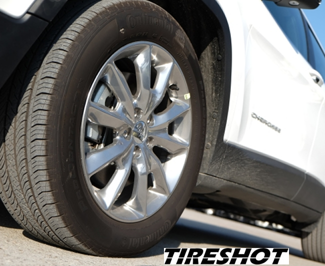 Tire Continental ProContact TX