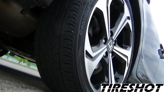 Tire Continental ContiProContact