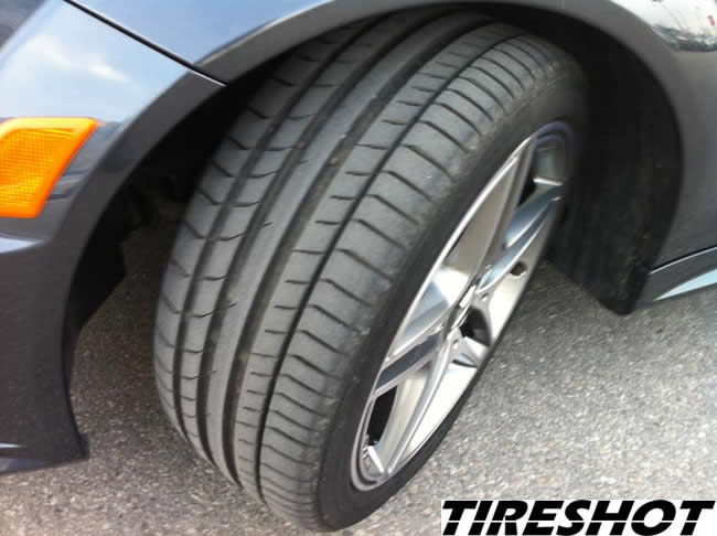 Tire Continental ContiSportContact 5 P