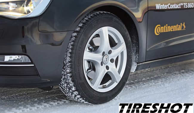Tire Continental WinterContact TS 860