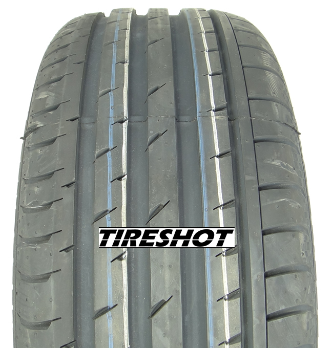 Dunlop Direzza Dz102 Review >> Continental ContiSportContact 3 235/35ZR19 91W XL Ultra High Performance - TireShot