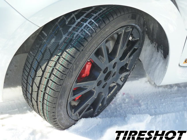 Tire Continental ContiWinterContact TS830 P