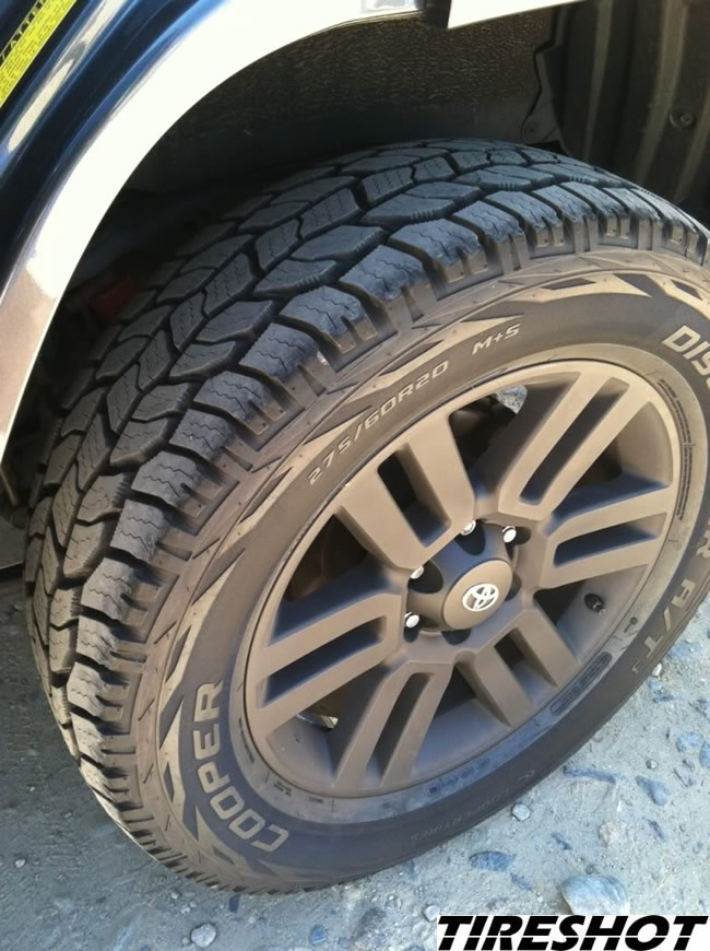 Tire Cooper Discoverer A/T3