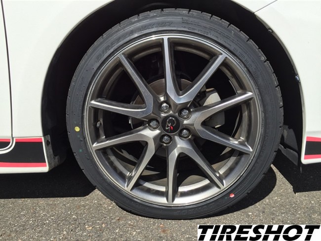 Tire Dunlop Direzza DZ102