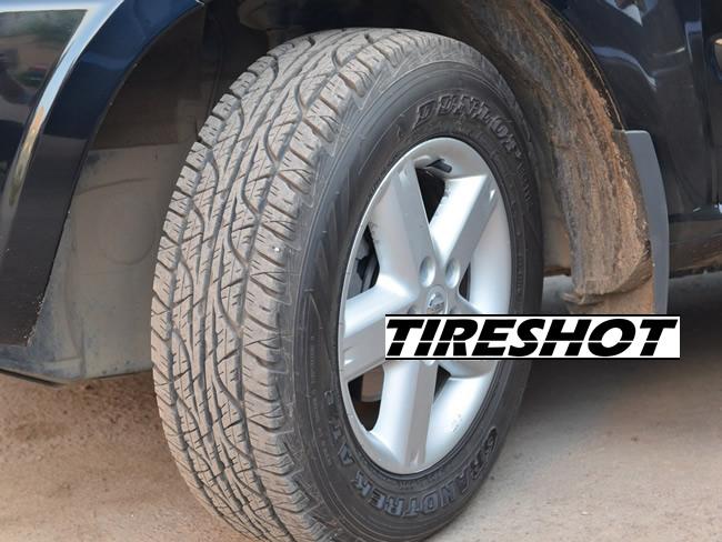 Kumho Tires Review >> Dunlop Grandtrek AT3 LT30X9.5R15 104S - TireShot