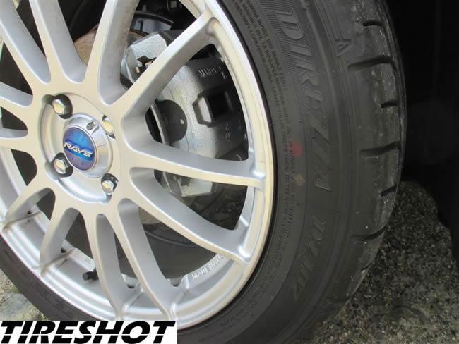 Dunlop Direzza Dz102 Review >> Dunlop Direzza DZ102 235/50ZR18 97W Ultra High Performance - TireShot