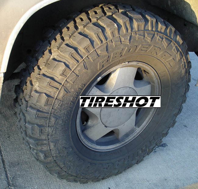 Tire Federal Couragia M/T