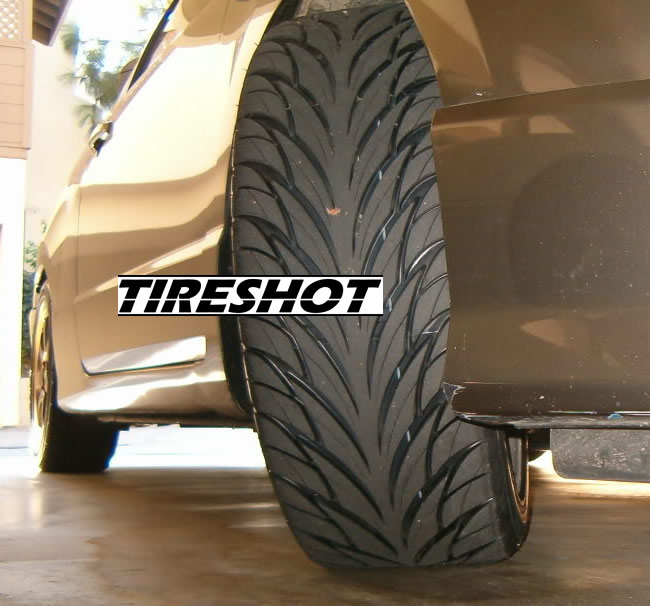 Tire Federal SS 595