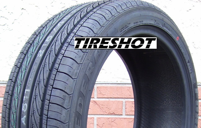 Tire Size Comparison >> Federal Formoza FD2 235/55R17 103W XL Ultra High Performance - TireShot