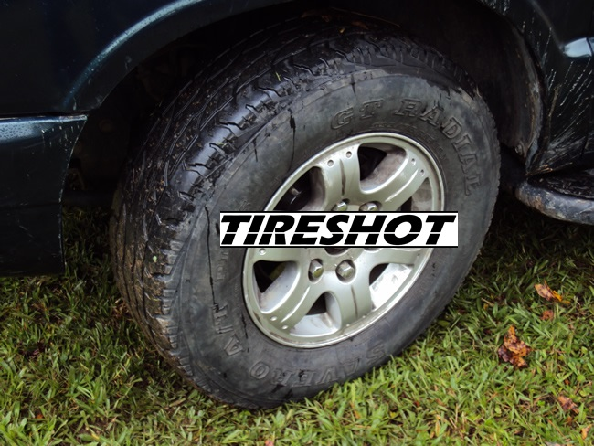 Tire GT Radial Savero AT Plus