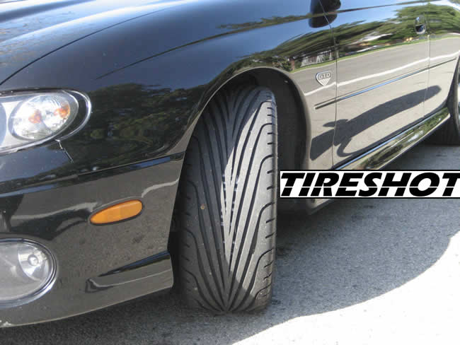 Tire Goodyear Eagle F1 GSD3