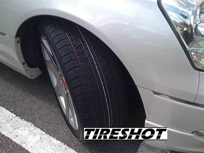 Tire Goodyear Eagle RS-A