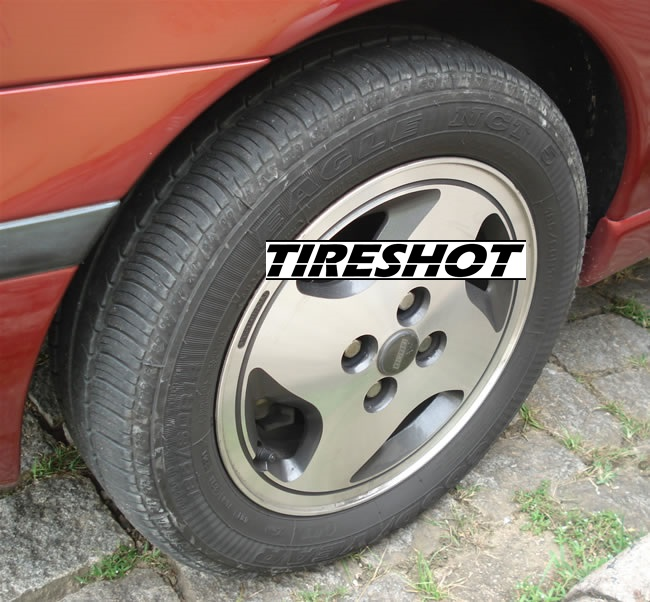 Tire Goodyear Eagle NCT5