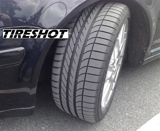 Tire Goodyear Eagle F1 Asymmetric