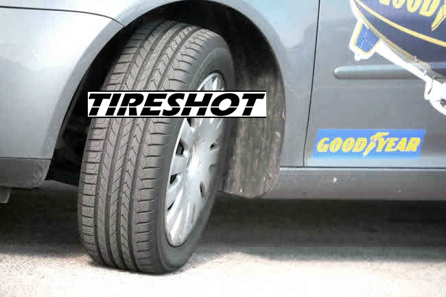 Tire Goodyear Efficient Grip