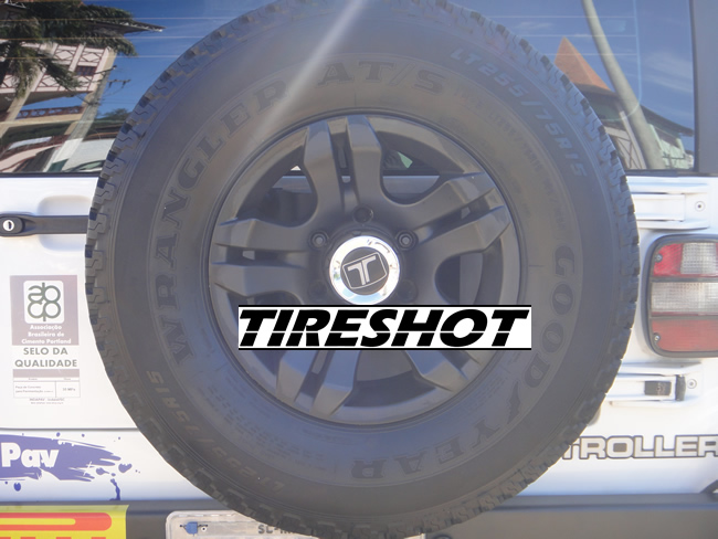Tire Goodyear Wrangler AT/S