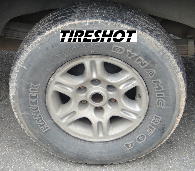 Tire Hankook Dynamic RF04