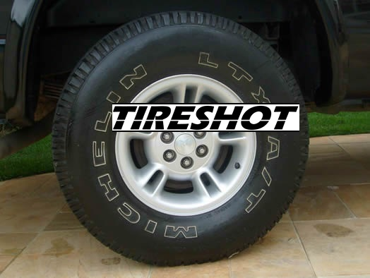 Tire Michelin LTX A/T