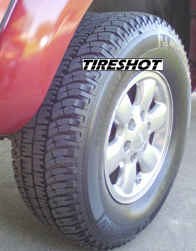 Tire Michelin LTX A/T 2