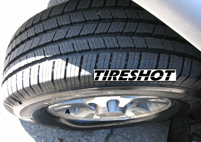 Tire Michelin LTX M/S 2