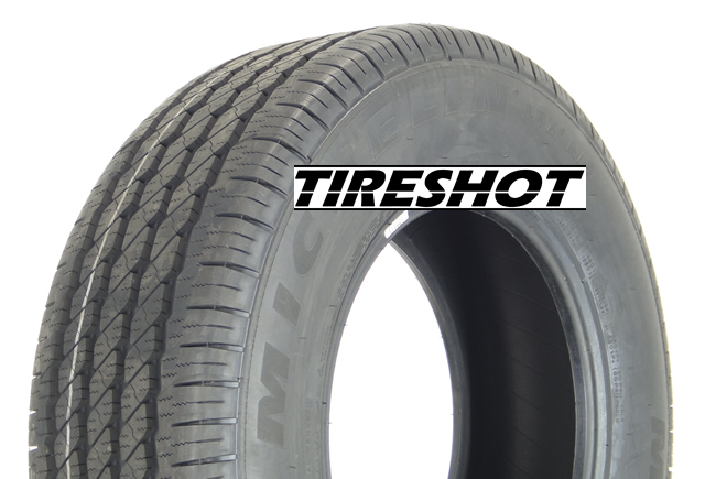 Tire Michelin LTX A/S
