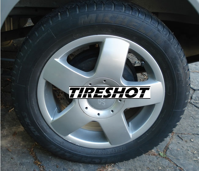 Tire Michelin XH-AS