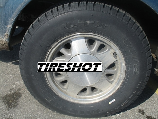 Tire Michelin LTX M/S