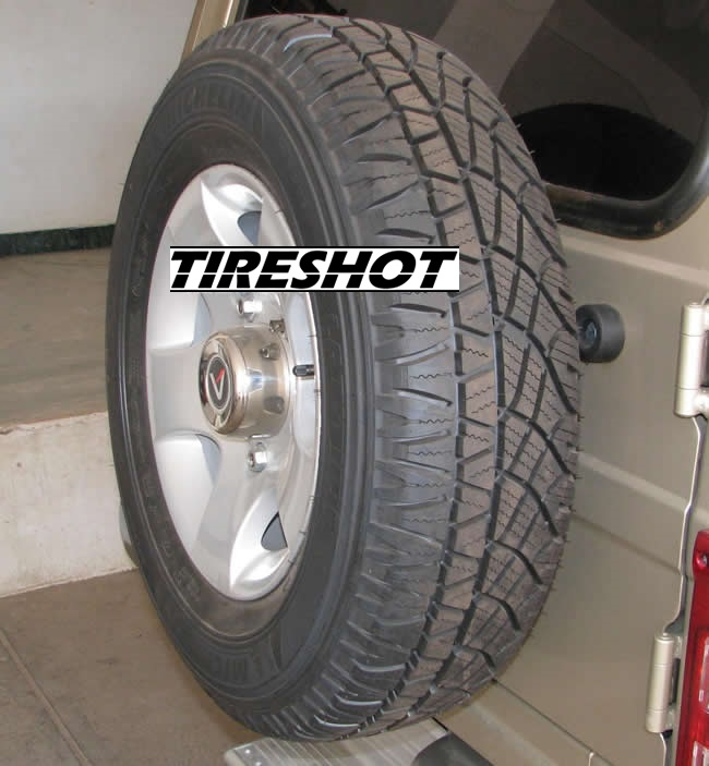 Tire Michelin Latitude Cross