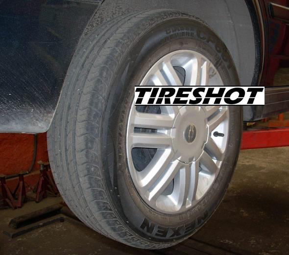 Cooper Cs3 Touring >> Nexen CP661 205/55R16 91V Ultra High Performance - TireShot