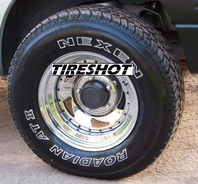 Nexen Tires Reviews >> Nexen Roadian AT2 235/75R15 104/101Q - TireShot