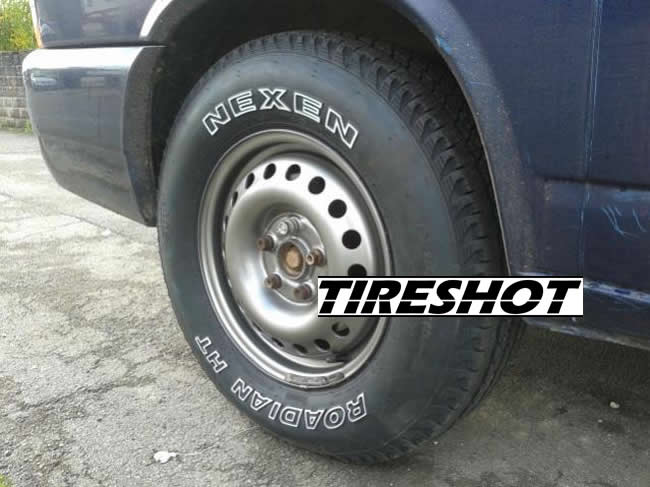 Tire Nexen Roadian HT