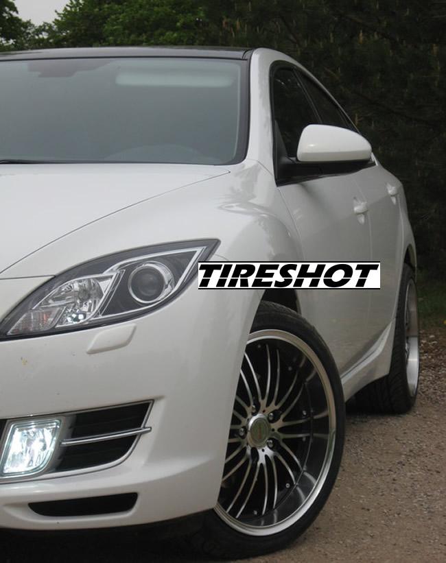 Dunlop Direzza Dz102 Review >> Sonar SX-1 205/55R16 91V Ultra High Performance - TireShot