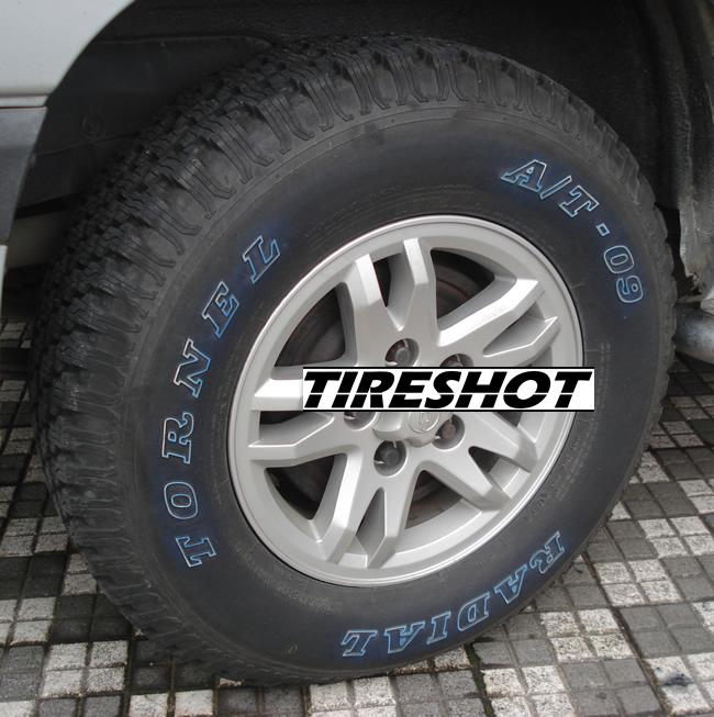 Tornel A/T-09 LT235/75R15 104/101Q - TireShot