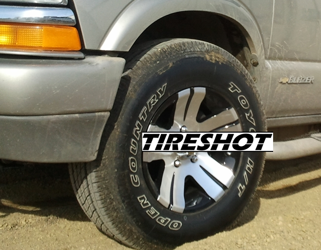 Tire Toyo Open Country H/T