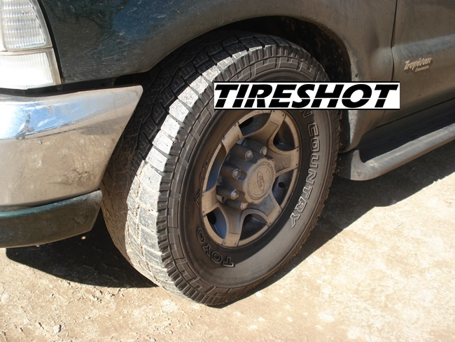Tire Toyo Open Country A/T