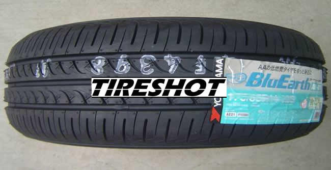 Tire Yokohama BluEarth AE-01