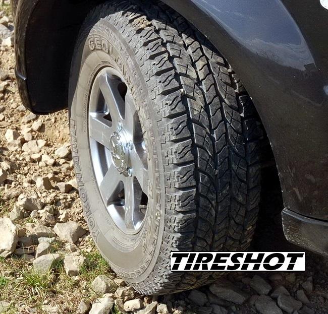 Yokohama Tires Review >> Yokohama Geolandar A/T-S G012 235/60R16 100H - TireShot