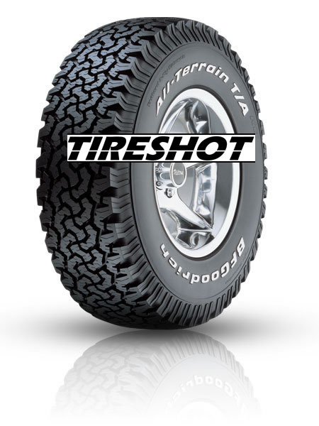 BFGoodrich All Terrain T/A KO Tire