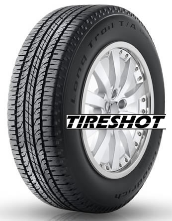 BFGoodrich Long Trail T/A Tour Tire