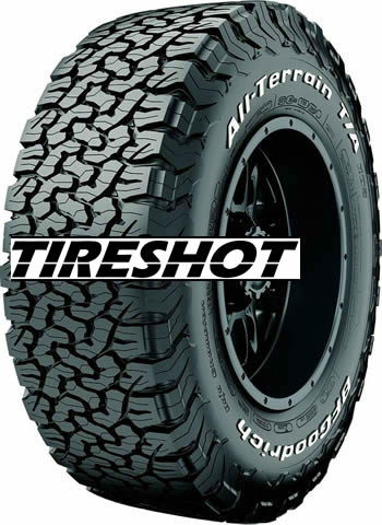 BFGoodrich All Terrain T/A KO2 Tire