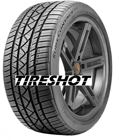 Continental SureContact RX Tire