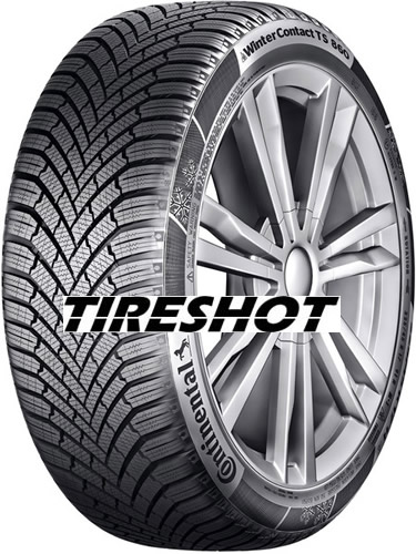 Continental WinterContact TS 860 Tire