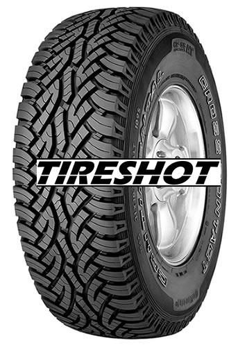 All Terrain Tires >> Continental ContiCrossContact AT 205/70R15 96T - TireShot