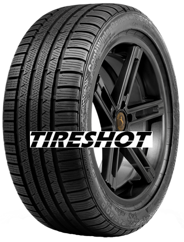 Continental ContiWinterContact TS810 S Tire